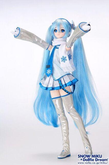 Dollfie Dream Hatsune Miku Snow Ver. Vocaloid 1/3 Scale