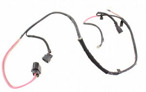 power steering motor harness wiring 06 07 vw jetta rabbit. Black Bedroom Furniture Sets. Home Design Ideas