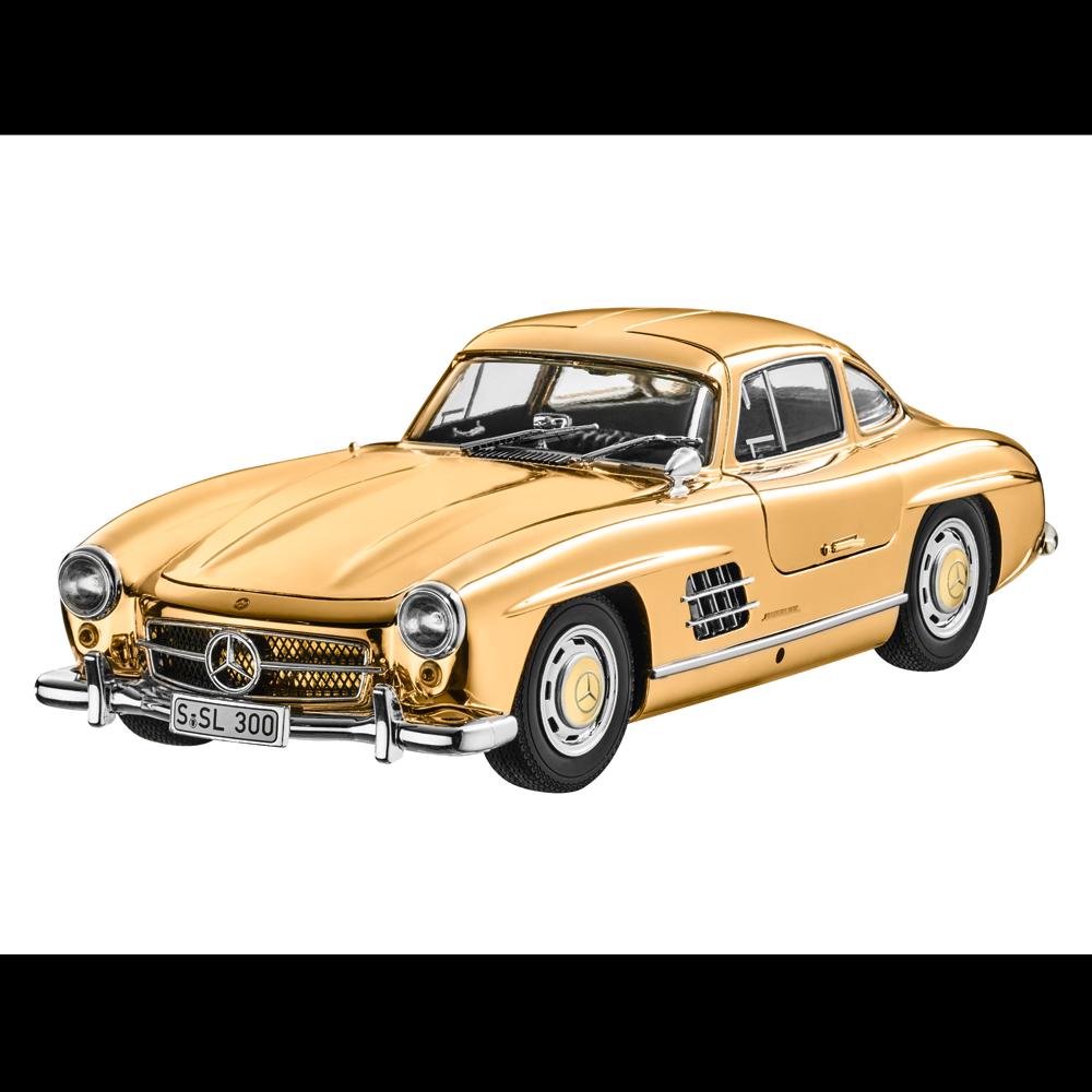 Mercedes-Benz 300 SL coupé w198 or Edition 1954 Classic Ltd 1,954 1 18 Nouveau neuf dans sa boîte