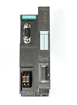Siemens simatic S7 ET 200S 6ES7 151-1AA02-0AB0 //// 6ES7151-1AA02-0AB0