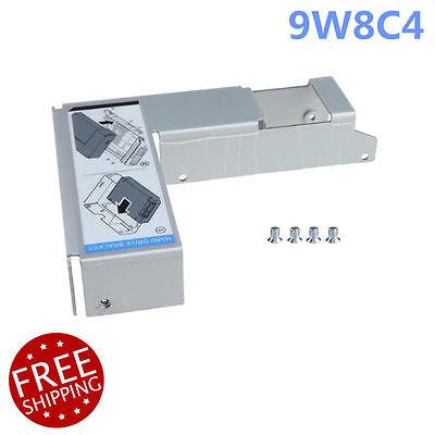 """Dell 9W8C4 Y004G 3.5/"""" to 2.5/"""" Adapter for F238F D981C X968D SAS//SATA Tray Caddy"""