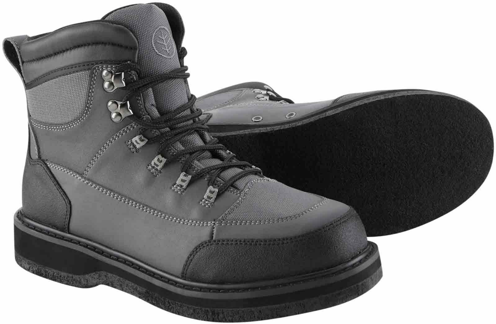 Wychwood New Source Felt Sole Durable Wading Fishing Fishing Wading Stiefel - All Größes d14745