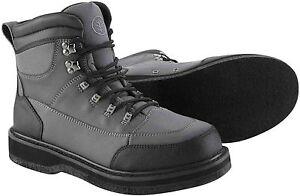 Wychwood Fishing Tutte Durable New Felt misure Wading Boots Source Sole le qFU16