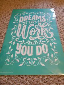 Dreams! Chalk Couture Transfer