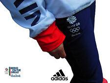 ADIDAS TEAM GB RIO 2016 ELITE FEMALE OLYMPIC ATHLETE PRESENTATION PANTS Size 18