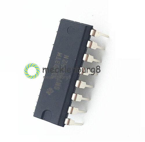 5PCS X SN74LS42N 74LS42 TI IC 4-LINE BCD//DEC DECOD 16-DIP