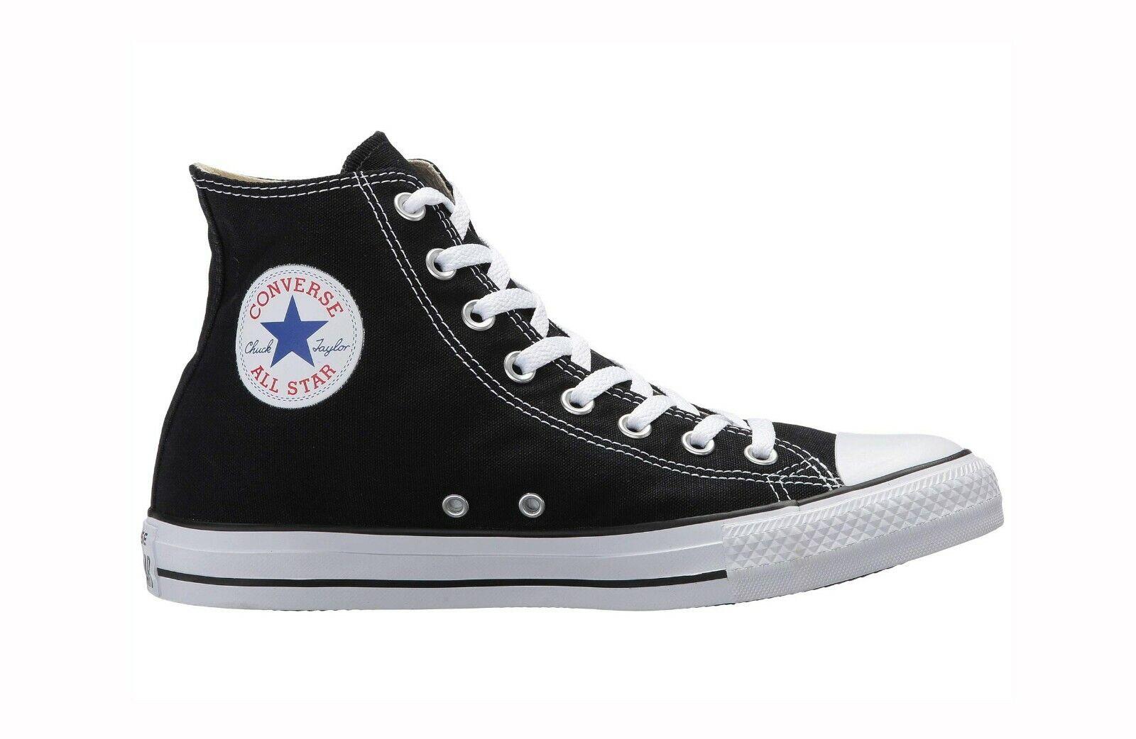 Ciglia Assalto campagna  Converse Chuck Taylor All Star High Top Canvas Men Shoes M9160 Black White  for sale online