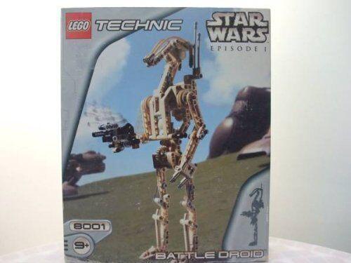 LEGO LEGO Technic: Star Wars Battle Droid 8001 (japan import)