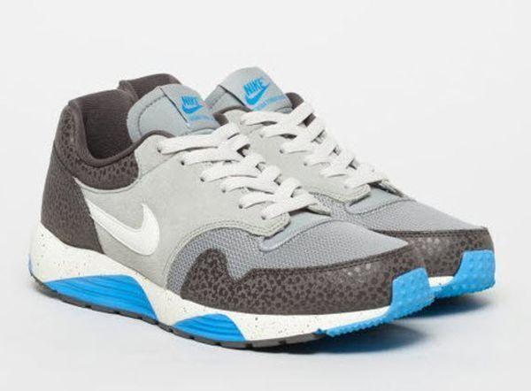 NEW NIKE LUNAR TERRA SAFARI MEN'S Running shoes Mortar Grey 7.5 or 8.5 WOW RARE