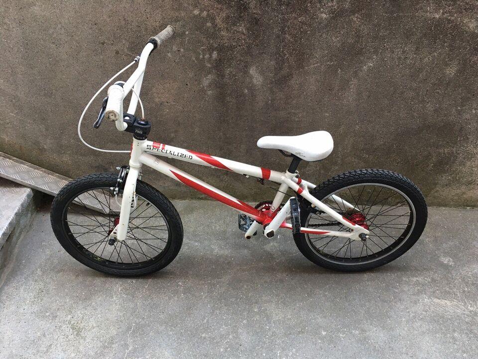 BMX, Specialized FUSE 3, 1 gear