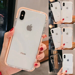 Shockproof-Soft-Silicone-Bumper-Case-For-iPhone-XS-Max-XR-7-8-Plus-Phone-Cover