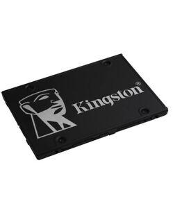 Kingston-KC600-2-5-034-256GB-SATA-III-Solid-State-Drive-Upgrade-Kit-Nuovo-di-Zecca