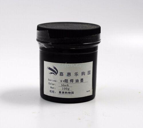 100g PCB UV Curable Solder Mask Repairing Paint