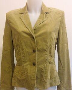 detailed look b4a18 4fb28 Dettagli su Abbigliamento MODA donna GIUBBINO giacca OLSEN colore verde  offerta OCCASIONE