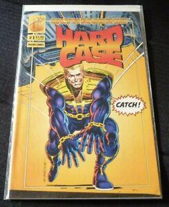 Soft-Cover-Comic-Book-Ultraverse-Hard-Case-1-1993-Malibu-Comics-VF