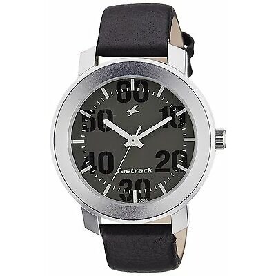 Fastrack 3121SL02 Casual Analog Grey Dial Men's Watch