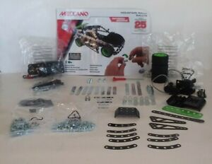 Meccano-Maker-Systems-Mountain-Rally-Model-Real-Metal-Makes-25-Motorized-Models