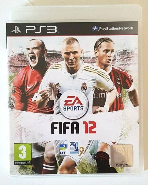 FIFA 12 - PlayStation 3 PS3