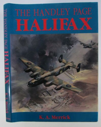 1 of 1 - The Handley Page Halifax by K A Merrick