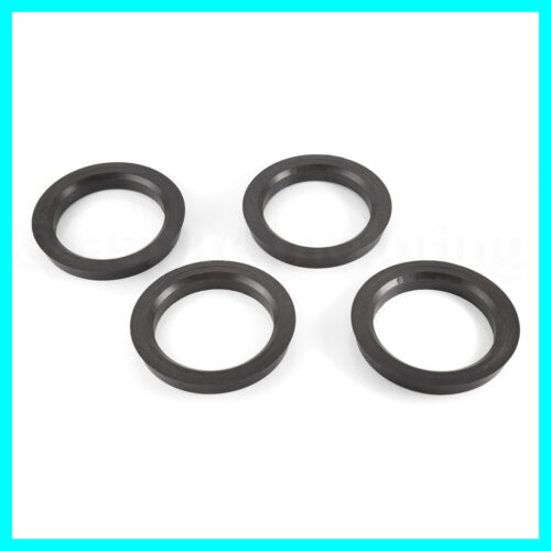 4 Hub Centric Rings 72.6mm to 56.1mmHubcentric Ring 72.56-56 Sale