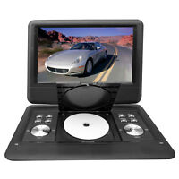 Pyle 14 Portable Swivel Tft Dvd Cd Usb/sd Player W/ Remote + Car Adapter on sale