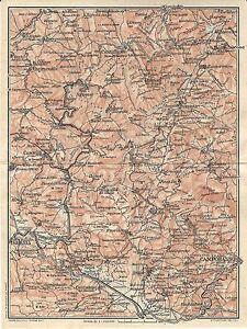 Cartina Del Molise Geografica.Carta Geografica Antica Molise Campobasso Isernia Tci 1926 Antique Map Ebay