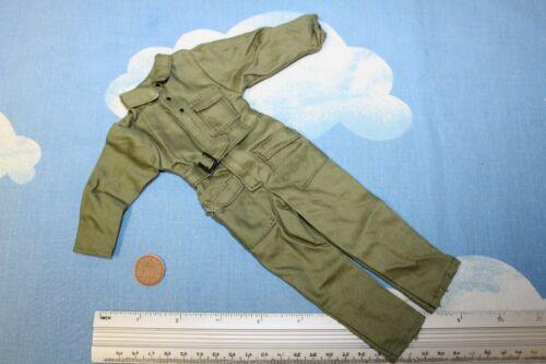 Modèles DRAGON 1:6TH échelle WW2 U.S INFANTRY Green Overalls CB33907