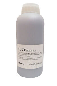 Davines Love Smoothing Shampoo for Coarse or Frizzy Hair 33.8 oz