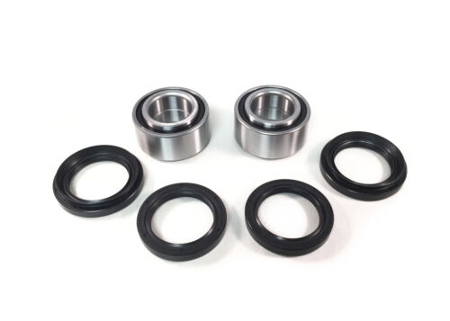 Pair of Front Wheel Bearing Kits for Arctic Cat FIS 500 4x4 2002-2004