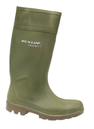 Dunlop Purofort C462933(C462841) Safety Wellingtons With steel Toe Caps +amp; Mi