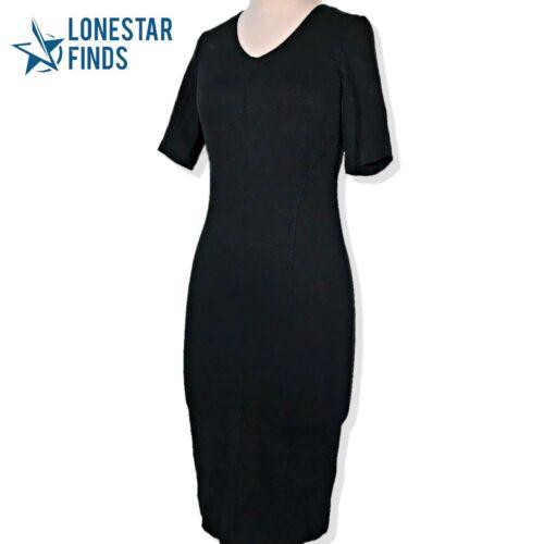 Cabi Claire Black Dress Career Evening LBD #3101 … - image 1