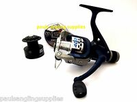 Avanti Method Match Feeder Rear Drag Fishing Reel + Line + Spare Spool