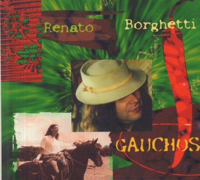 RENATO BORGHETTI QUARTET Gauchos CD