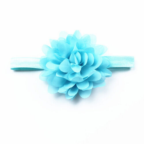 Kids Girl Baby Toddler Flower Headband Hair Band Accessories Headwear LY