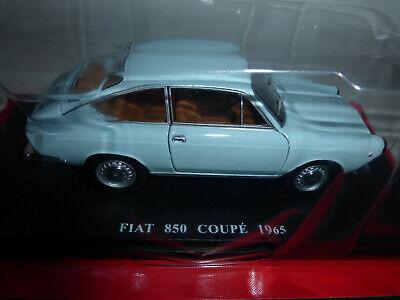 VQ19 Voiture 1//24 SALVAT Models SEAT 850 COUPE 1967 fiat 850 coupé