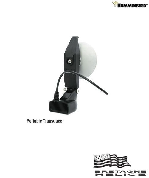 Kit mounting cup suction for probe painting rear HUMMINBIRD SW-Q210