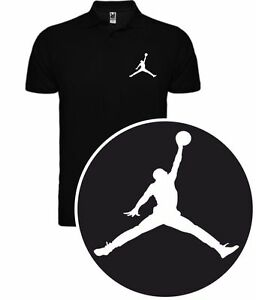 7349ab7edd8 Image is loading CAMISETA-POLO-T-SHIRT-MICHAEL-JORDAN-BASKET-BALONCESTO-