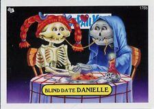 Garbage Pail Kids Mini Cards 2013 Base Card 176b Blind Date DANIELLE