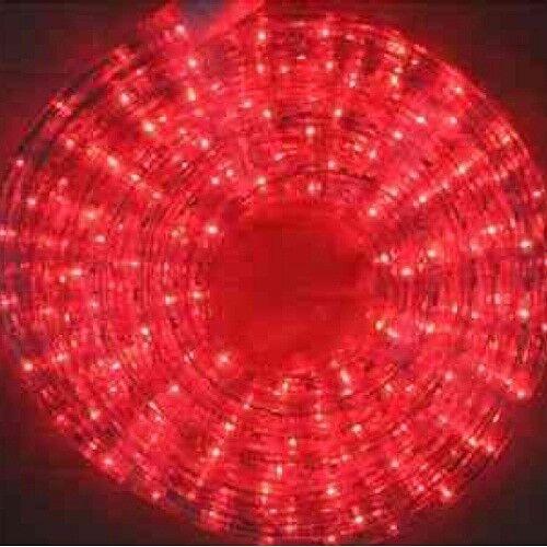 LED Lichtschlauch Lichterschlauch 20m rot BA11666 | Spielen Spielen Spielen Sie das Beste  e6c7d7