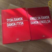 dansk engelsk ordbog gyldendal