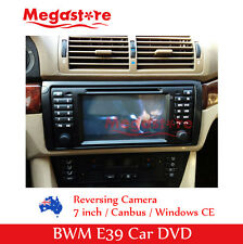 "7"" Win CE BMW X5 E39 Car DVD GPS Stereo Player Head Unit SERIES E53 E38 E39 39B"