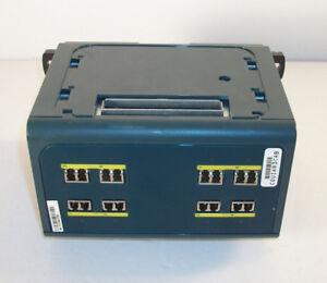 Cisco-IEM-3000-8FM-Fiber-Expansion-Module-8-x-100Base-FX-Multimode-LC-Ports