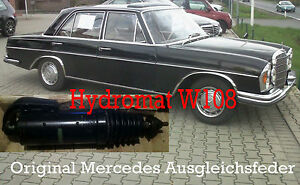 original mercedes benz hydromat ausgleichsfeder w108 w109 w110 w111 w112 280 s ebay. Black Bedroom Furniture Sets. Home Design Ideas