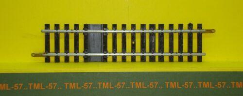 Alimentation Voie JOUEF HO Ref 4751 Rail Droit 1//2 123.5 mm Lot de 3