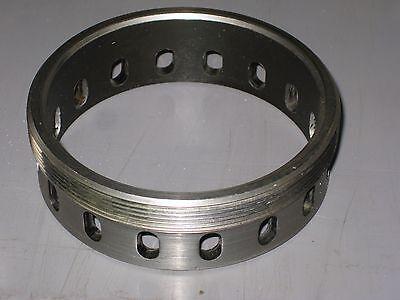 Genuine GM 11509426 Wheel Spindle Rod Adjust Nut Rear