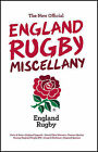 The New Official England Rugby Miscellany by Chris Hawkes (Hardback, 2015)