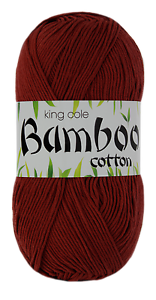 KING-COLE-BAMBOO-COTTON-DK-Various-Colours