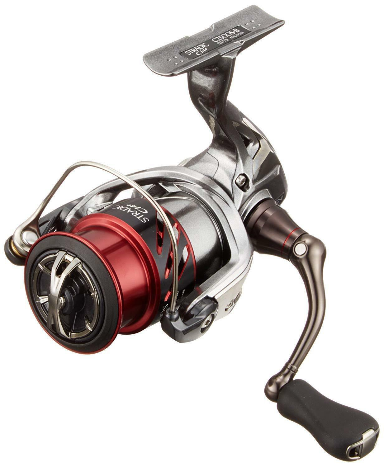 SHIMANO 16 STRADIC CI4 + C2500S Spinning REEL Fishing Japan New