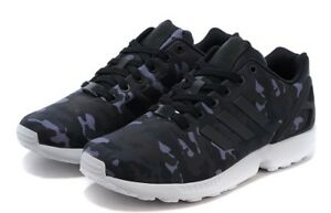 buy cheap d8b56 16dde Image is loading Men-039-s-adidas-Originals-ZX-Flux-Shoes-