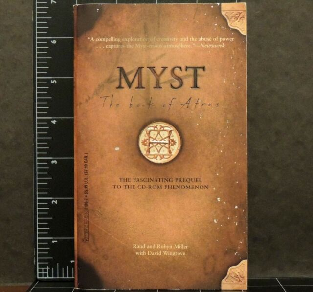 Myst Book Series
